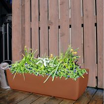 "RTS Home Accents Urban Planter Body 36"" x 15"" Terra Cotta"