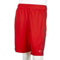 Athletic Works Men's Mesh Short Red 2XL