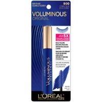 Mascara blue cobalt Voluminous Original de L'Oréal Paris