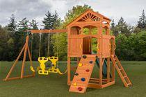 Creative Cedar Designs Timber Valley Blue with Green slide