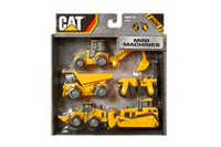 Cat - Mini Machines 5 Pack