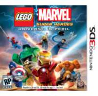 Lego Marvel: Super Heroes - Universe In Peril (3DS)