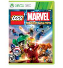 LEGO Marvel Super Heroes XB360