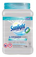 Sunlight® 4-in-1 PowerCore Pacs™ Fresh Lavender Laundry Odour Control