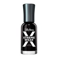 Vernis à ongles Hard As Nails Xtreme Wear de Sally Hansen Black Out