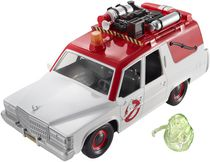 Ghostbusters Ecto-1 Vehicle and Figure