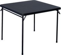 Table pliante carrée 34""