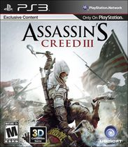 ASSASSIN'S CREED 3 pour PS3
