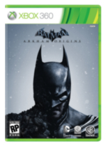 BATMAN: ARKHAM ORIGINS XB360