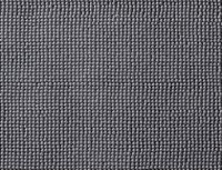 Red Label Noodle Bath Rug Grey