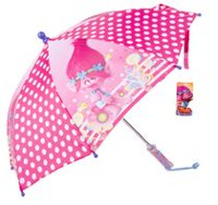 "Trolls manual umbrella full 31 "" arc"