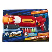 Adventure Force Exact Attack Precision Accuracy Dart Blaster
