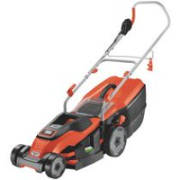Black & Decker Corded 10 Amp Electric Lawnmower