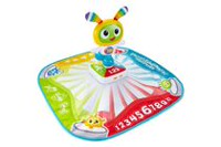 Fisher-Price Bright Beats Learnin' Lights Dance Mat - French