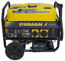 Firman Power Equipment P03603 Gas Powered 4550/3650 Watt (Performance Series) Extended Run Time Portable Generator