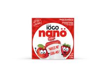 IÖGO Nano Apple-Stawberry & Yogurt Pouch