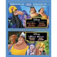 The Emperor's New Groove / Kronk's New Groove (3-Disc Special Edition) (Blu-ray + 2 DVDs) (Bilingual)