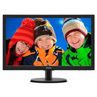 "Philips 21.5"" FHD LCD Smart Monitor, 223V5LHSB"
