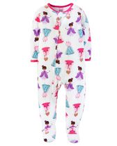 Child of Mine made by Carter's Infant Boys' 1-Piece Fairies Fleece Sleeper Pyjamas 12M