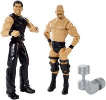 WWE Austin and McMahon 2-Pack Figures