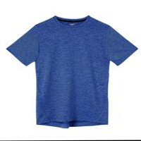Athletic Works Boys' Active Tee Blue S