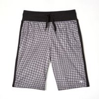Athletic Works Boys' Mesh Shorts Black S