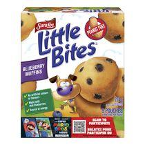 Mini-muffins aux bleuets Little Bites Sara Lee, sans arachides