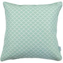 Homeport Baki Pastel Garden Decorative Pillow