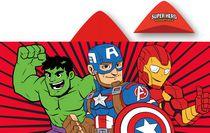 Avengers Superstars Hooded Towel