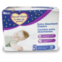 Parent's Choice™ Extra Absorbent Diapers Size 5