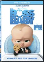 The Boss Baby (DVD + Digital HD)(Bilingual)
