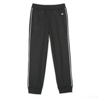 Pantalon de jogging Athletic Works pour garcons, en tricot Noir XS