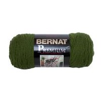 Bernat Premium Yarn Rich Green