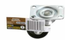 "1-1/2"" Caster Plate with Swivel 1 Piece"