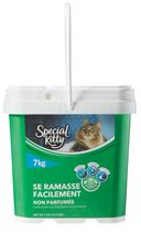 Special Kitty Scoopable Unscented Tight Clumping Cat Litter