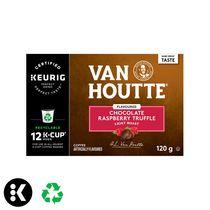 Keurig® Van Houtte® Truffe chocolat franmboise Torréfaction Légère capsules K-Cup® recyclables