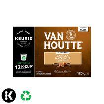 Keurig® Van Houtte® Vanille Noisette Torréfactioni légère capsules K-Cup® recyclables