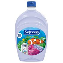 Softsoap Liquid Hand Soap Refill, Aquarium Series