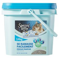 Special Kitty Round The Clock Odour Control Fresh Scented Premium Cat Litter