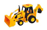Cat - Job Site Machine Light & Sound Backhoe