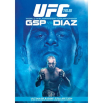 UFC 158: GSP Vs. Diaz (Ultimate 2-Disc Collection)