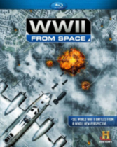 WW2 from Space (Blu-Ray)