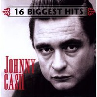 Johnny Cash - 16 Biggest Hits (Vinyl)