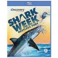 Shark Week: Restless Fury (Blu-ray)