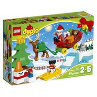 LEGO DUPLO Town - Santa's Winter Holiday (10837)