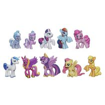 My Little Pony Friendship is Magic Princess Twilight Sparkle and Friends Mini Collection 10 Figure Set