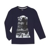 George Boys' Long Sleeve Graphic Tee M