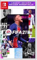 Jeu vidéo FIFA 21 pour (Nintendo Switch)