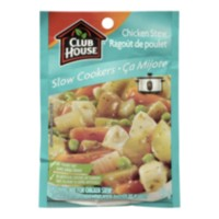Club House Slow Cooker Chicken Stew