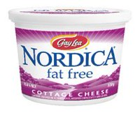 Nordica Fat Free Cottage Cheese